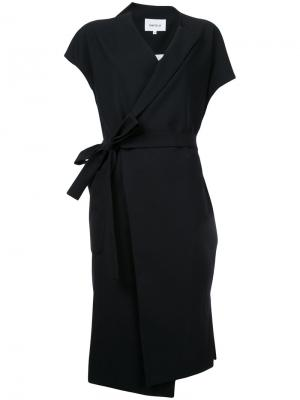 Midi wrap dress Enföld. Цвет: синий