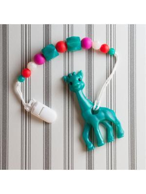 Игрушки-подвески Краски лета. Цвет: зеленый, красный, малиновый