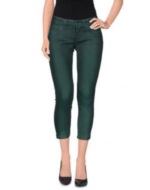 Повседневные брюки QUEEN of LOVE. Цвет: изумрудно-зеленый
