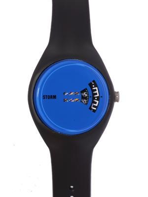Часы STORM REBEL BLUE 47062/B Storm.. Цвет: черный,синий
