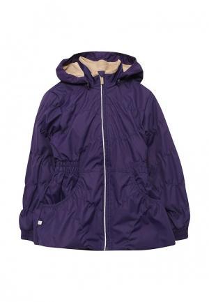 Куртка Huppa. Цвет: фиолетовый