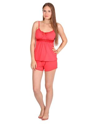 Пижама Startale. Цвет: коралловый