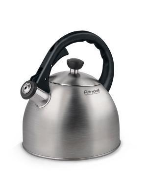 Чайник Rondell RDS-494. Цвет: серебристый