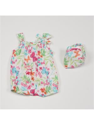 Комплект одежды BABALUNO. Цвет: бледно-розовый