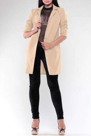 Кардиган Laura Bettini. Цвет: коричневый