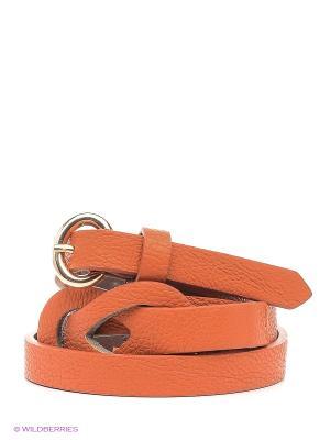 Ремень Calipso. Цвет: оранжевый