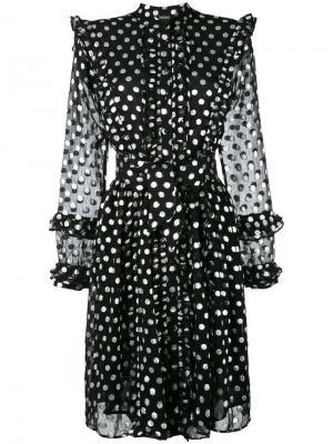 Платье Jaimes Dodo Bar Or. Цвет: чёрный