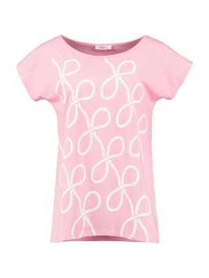 Футболка Blugirl Folies. Цвет: розовый