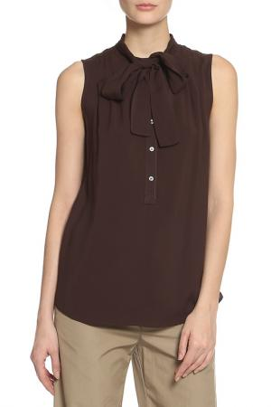 Блуза Marc OPolo O'Polo. Цвет: коричневый