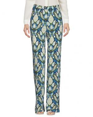 Повседневные брюки ALPHA STUDIO. Цвет: синий