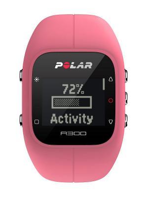 Часы-пульсометр Polar A300 розовый Polar.. Цвет: розовый