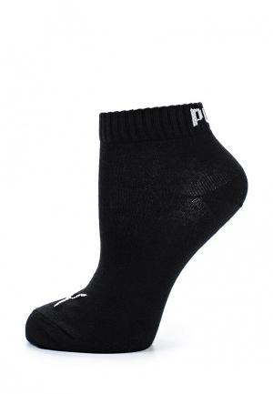 Комплект носков 2 пары Puma. Цвет: черный