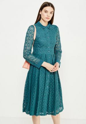 Платье Max&Co. Цвет: зеленый