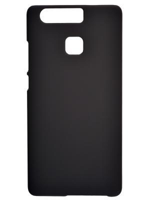 Накладка для Huawei P9 skinBOX. Цвет: красный