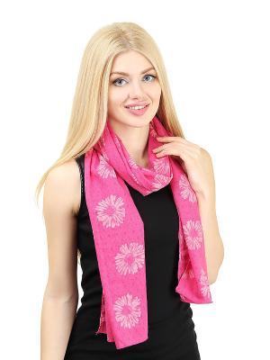 Палантин Migura. Цвет: розовый