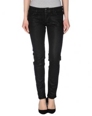 Джинсовые брюки BASICON. Цвет: черный