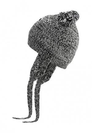 Шапка Sela. Цвет: серый