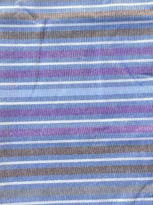Полотенце лен/хлопок, набор 2 шт. 50*70см Letto. Цвет: синий, коричневый, фиолетовый