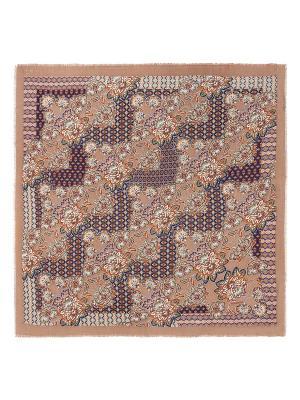 Платок Eleganzza. Цвет: коричневый