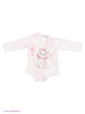 Боди Linas Baby. Цвет: розовый