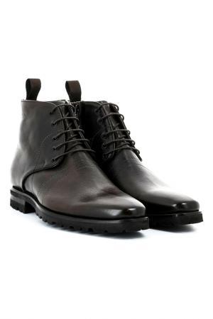 Ботинки Smalto. Цвет: коричневый