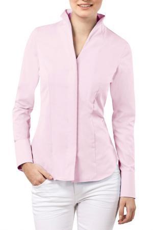 Блузка Vincenzo Boretti. Цвет: розовый