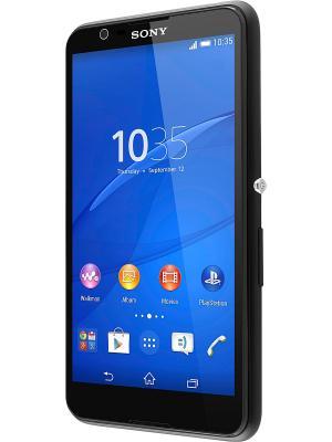 Смартфон Sony E2003 Xperia E4g 4G. Цвет: черный
