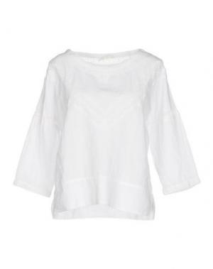Блузка SITA MURT/. Цвет: белый