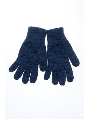 Перчатки FOMAS. Цвет: темно-синий