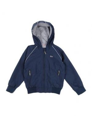 Куртка MIRTILLO. Цвет: темно-синий