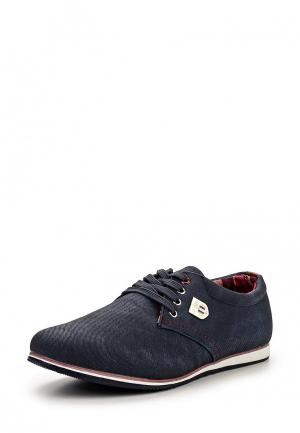 Ботинки Tony-p. Цвет: синий