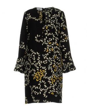 Короткое платье PIU' &. Цвет: черный