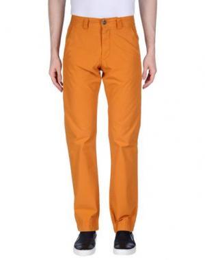Повседневные брюки MURPHY & NYE. Цвет: ржаво-коричневый