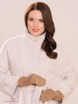 Перчатки Dali Exclusive. Цвет: светло-коричневый