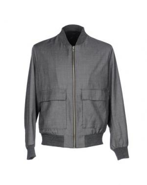 Куртка HARMONY Paris. Цвет: свинцово-серый