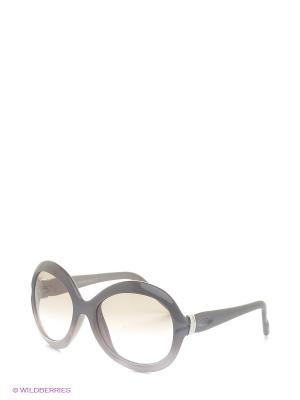 Очки Borsalino. Цвет: серо-коричневый, коричневый