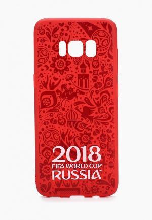 Чехол для телефона 2018 FIFA World Cup Russia™. Цвет: красный