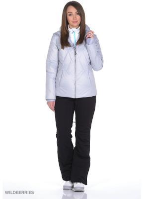 Куртка Stayer. Цвет: светло-серый