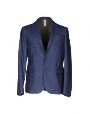 Пиджак J.W. TABACCHI. Цвет: синий