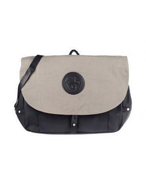 Деловые сумки STIGHLORGAN. Цвет: хаки