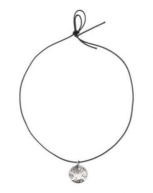Ожерелье BLISS. Цвет: серебристый