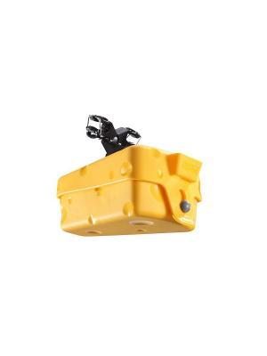 Подседельная сумка BiKase. Цвет: желтый
