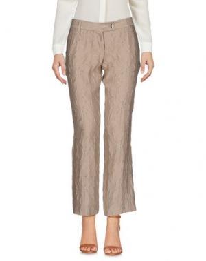 Повседневные брюки BLANCA LUZ. Цвет: бежевый