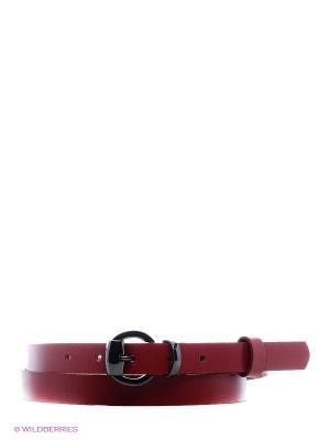 Ремень BB1. Цвет: красный