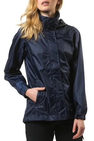 Спортивная куртка WAFO. Цвет: navy