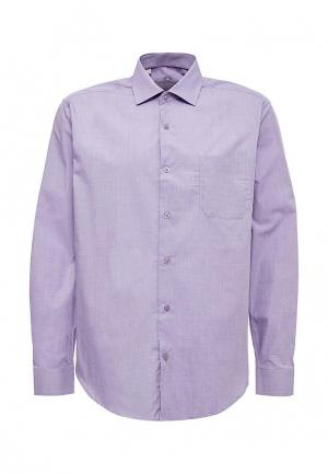 Рубашка Karflorens. Цвет: фиолетовый
