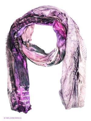 Палантин Eleganzza. Цвет: фиолетовый, лиловый, розовый