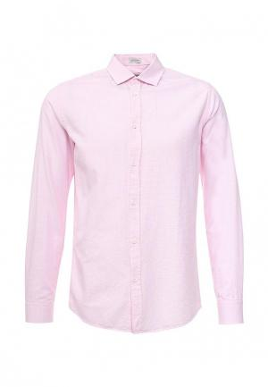 Рубашка Frank NY. Цвет: розовый