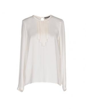 Блузка STRENESSE. Цвет: белый