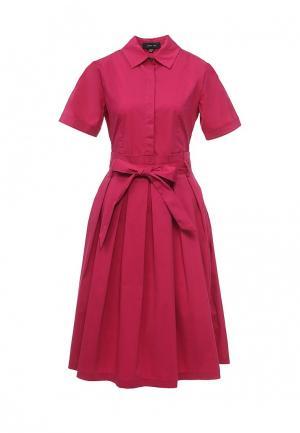 Платье LOST INK. Цвет: розовый